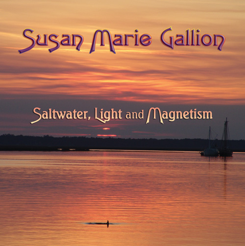 Saltwater, Light & Magnetism CD cover